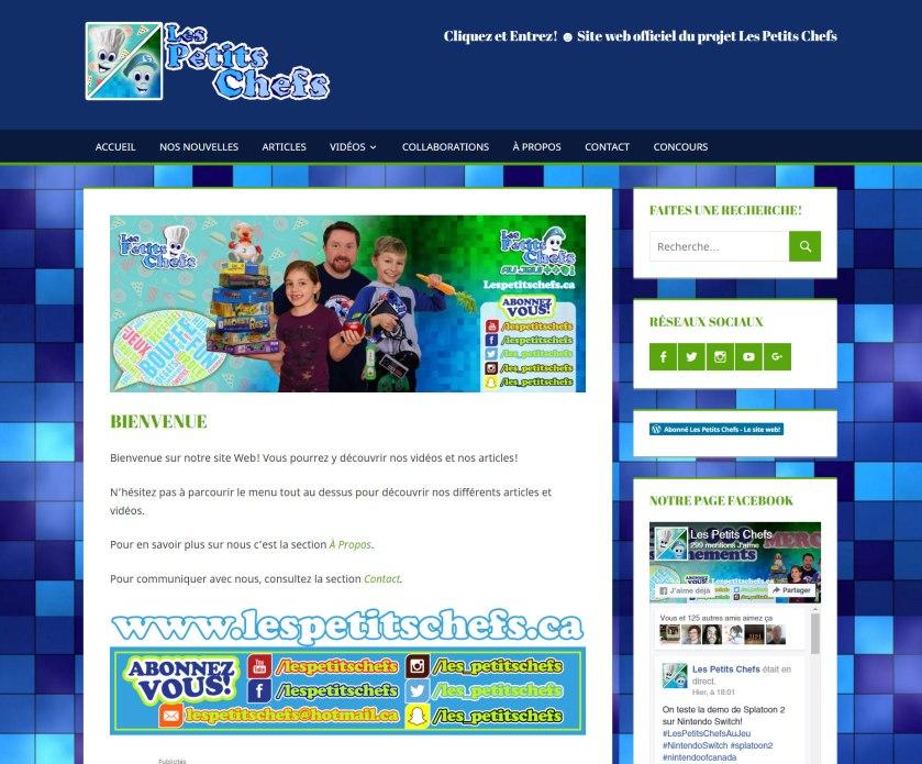 site-web-bienvenue