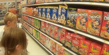 Target céréales