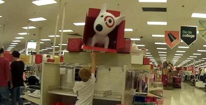 Target chien 1