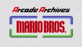 arcades archives mario bros