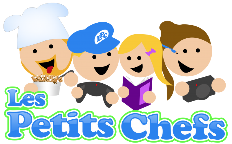 Les Petits Chefs – Le site web!