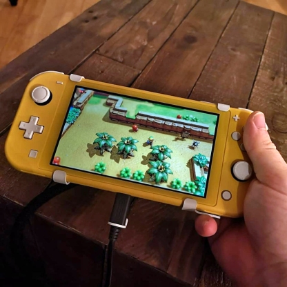 Switch Lite Zelda2