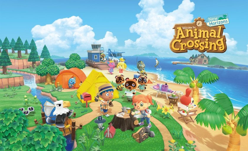 Switch_Animal Crossing New Horizons_image 1