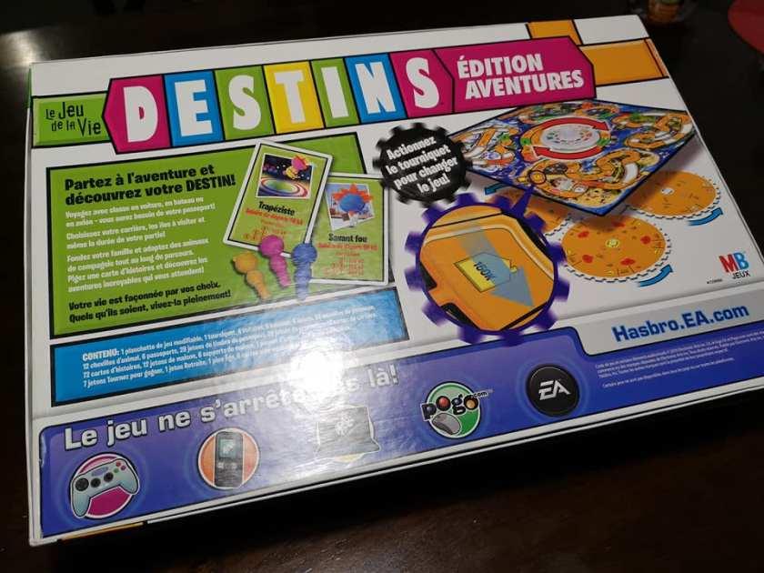 DESTIN EA 002
